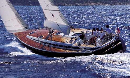 Grand Soleil 46 Sailboar Charter In San Roque