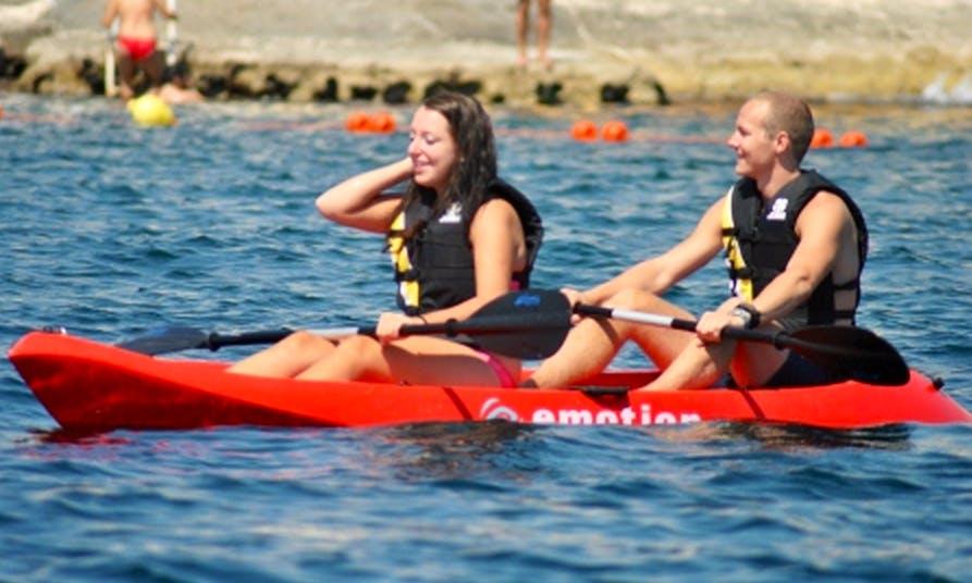 Canoe Rental in San Pawl il-Baħar, Malta