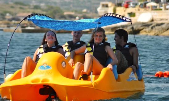 Paddle Boat Rental In San Pawl Il-baħar, Malta