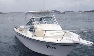 Fishing Charter in Simpson Bay