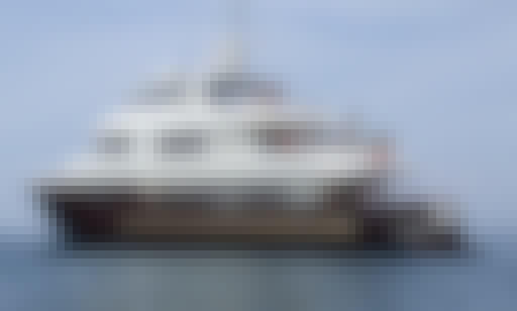 Bandido 90 Luxury Motor Yacht Charter