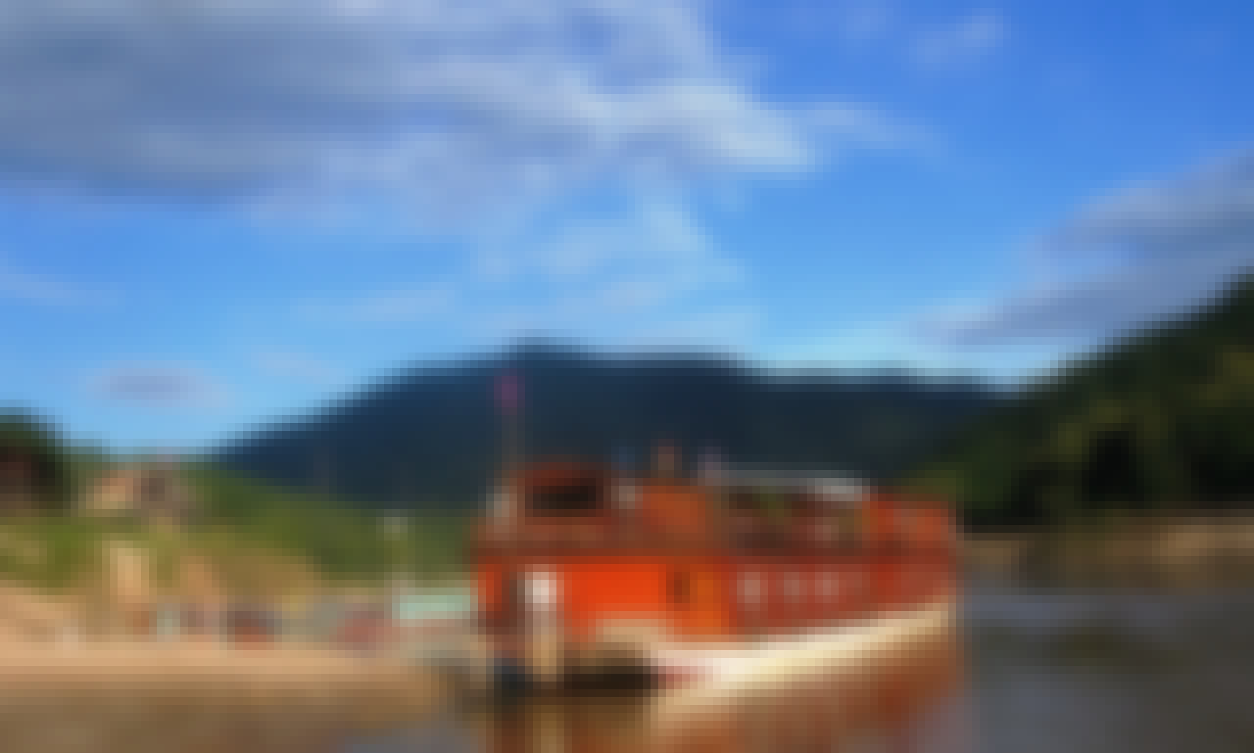 Cruise Laos Waterways aboard a Wooden River Vessel for 28 Person!