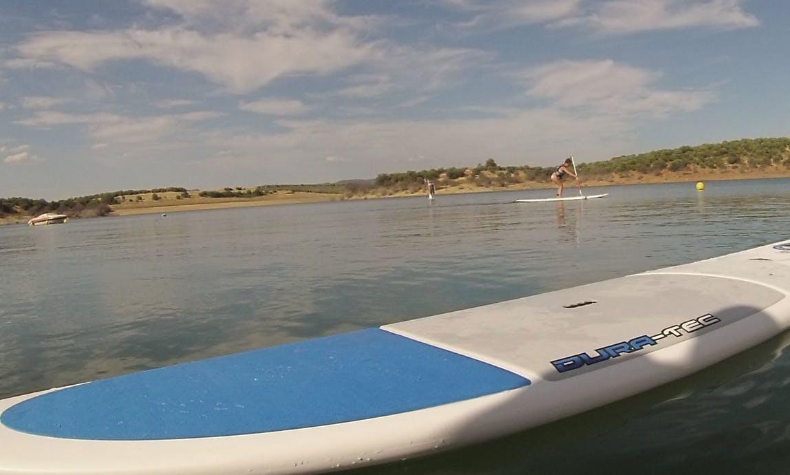 Paddleboard Rental in Almodóvar del Río