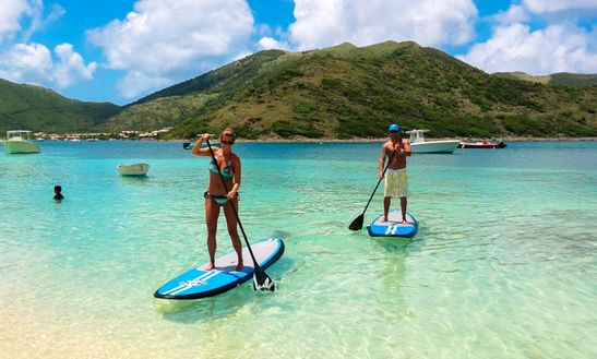 Sup Rental In Simpson Bay, St. Martin