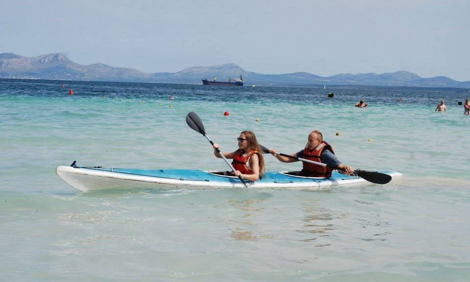 Kayak Rental In Alcúdia