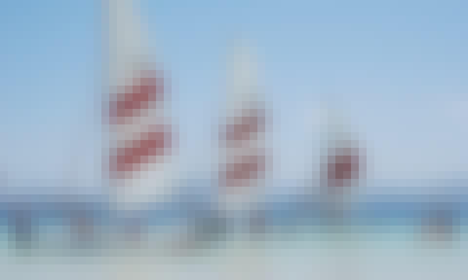 Hire Topcat K2 Sailing Catamaran  In Alcúdia