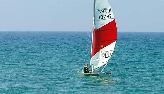 Hire Topcat F2 Sailing Catamaran In Alcúdia
