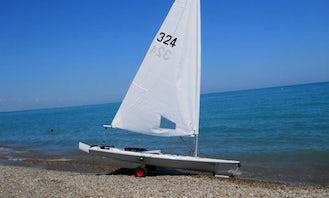 Hire Laser Classic Sailing Boats in Alcúdia