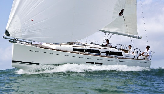Luxury Dufour 375 Gl Monohull Charter In Spain