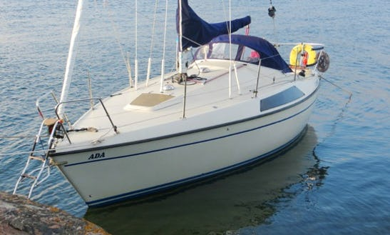 'greetings' Cruising Monohull Charter In Spain