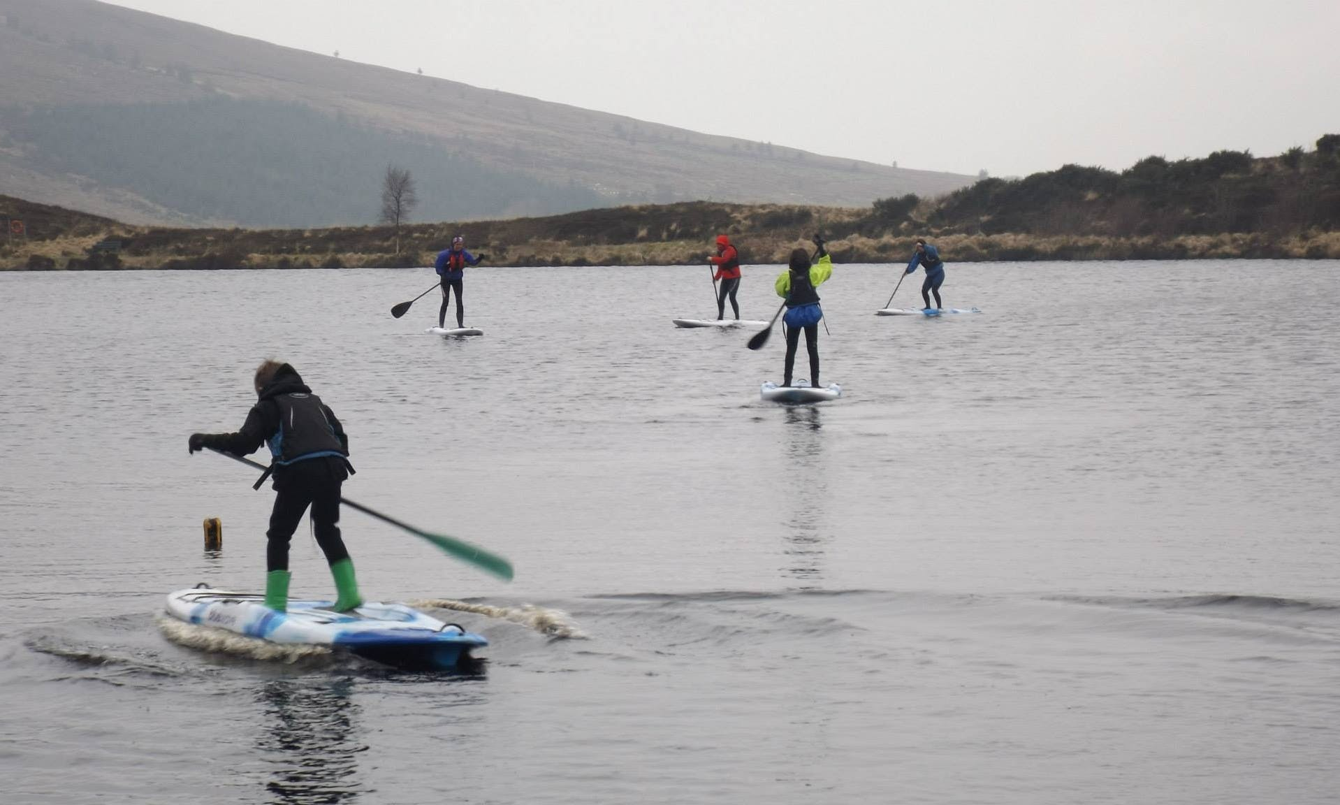 Paddleboard Rental in OMAGH