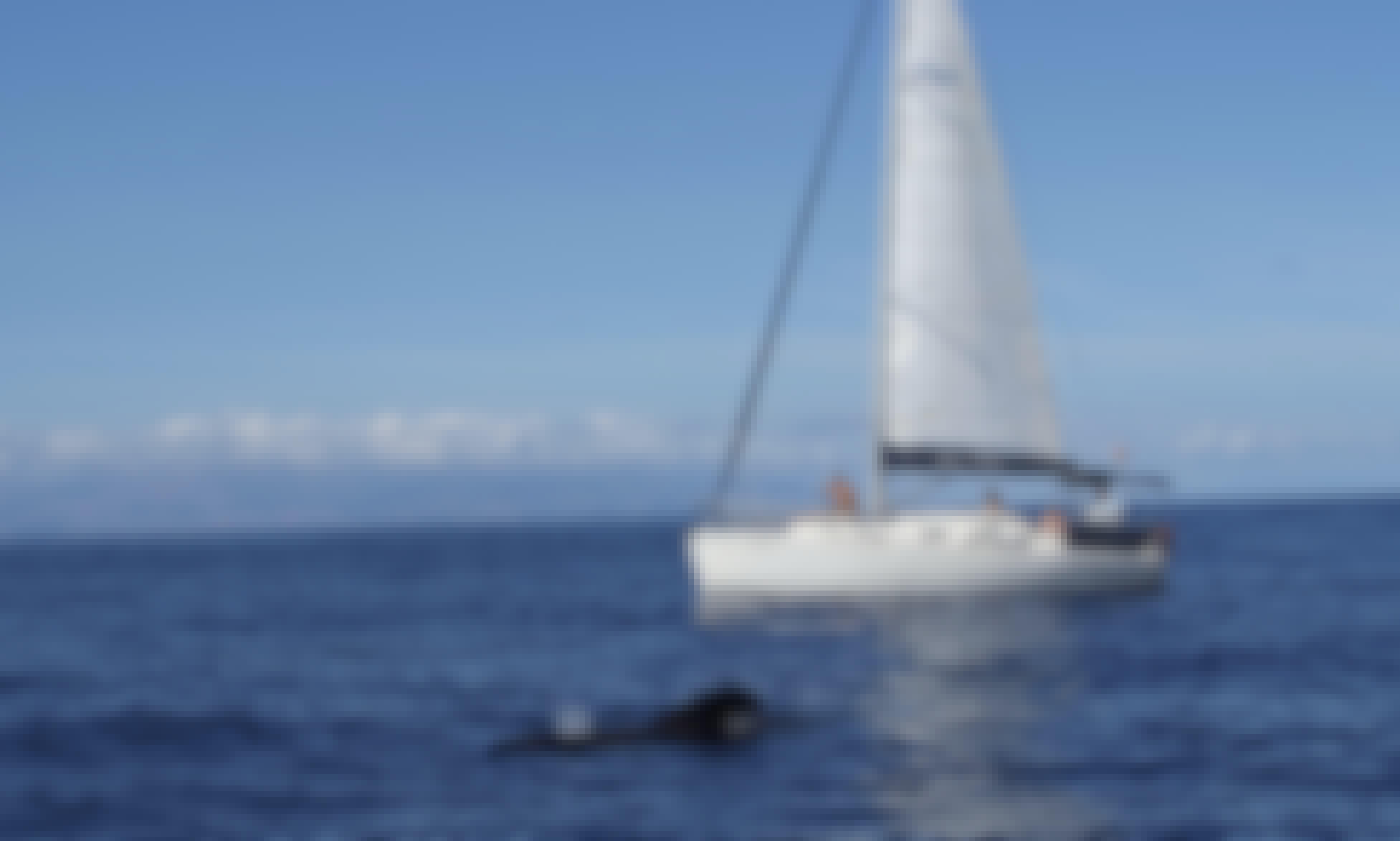 Gran Azor Cruising Monohull Rental in Adeje, Tenerife, Spain