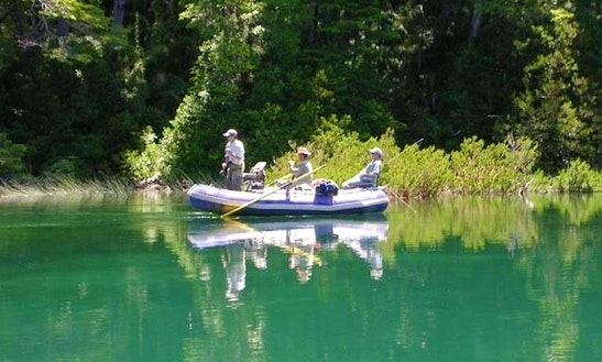 Guided Fishing Trips In Bariloche