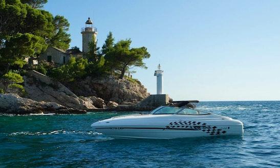 Mariah Z250/cuddy Cabin/walk Around For Rent In Dubrovnik