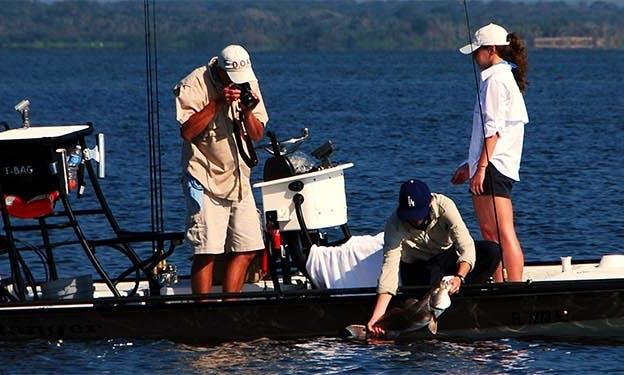 17' Sport Fisherman Charter in Titusville, Florida