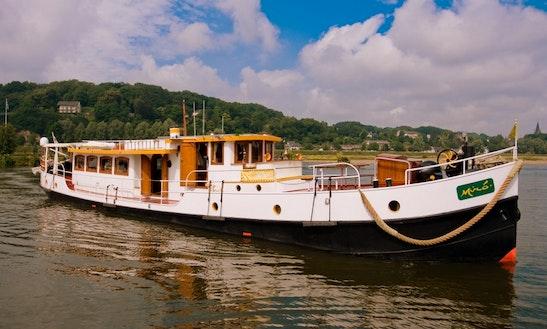 Passenger Boat Rental In Maastricht, Netherlands