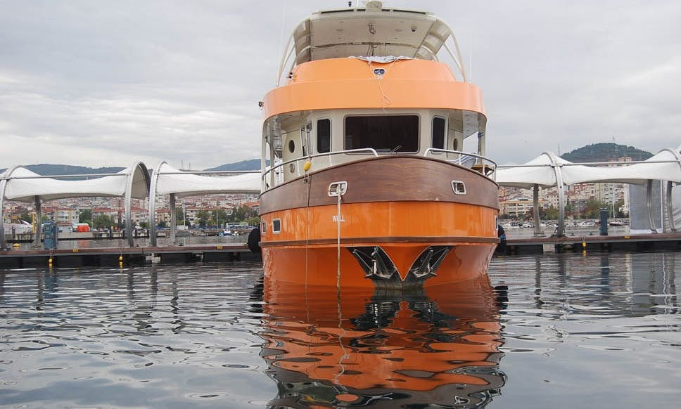 "The World's First ""Fully Wheelchair Accessible Yacht"" in Turkey"