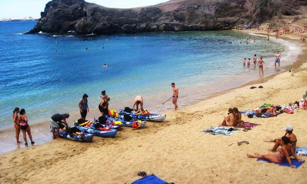 Kayak Rental & Excursions in Lanzarote, Canary Islands