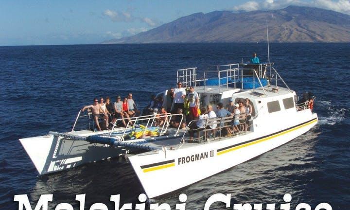 "Molokini Snorkeling Tour aboard ""The Malolo"""