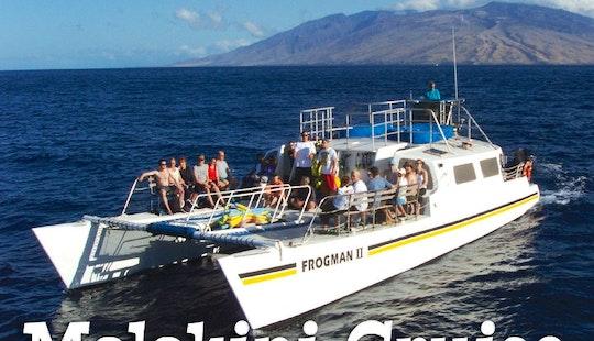 Molokini Snorkeling Tour Aboard