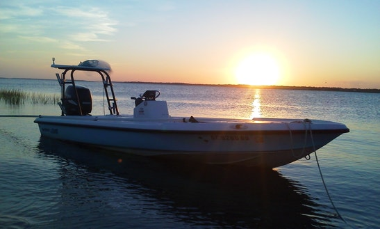 Guided Fishing Charters In Charleston
