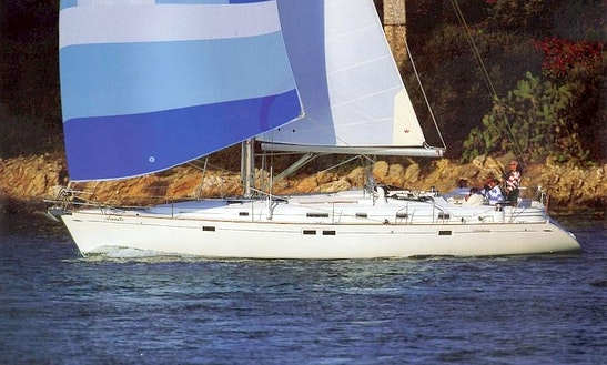 Cruising Monohull Rental In Paleo Faliro