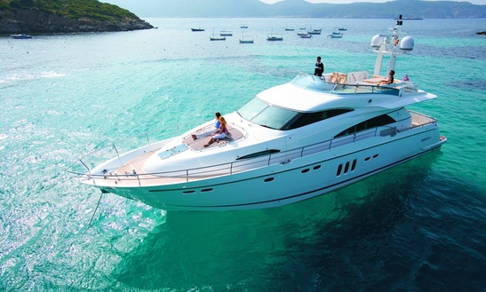 Motor Yacht Rental In Port Douglas
