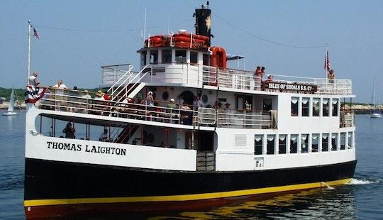 Passenger Boat Rental In Portsmouth