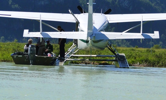 Fly-in Fishing Guided Trip For 3 People In Cooper Landing, Alaska