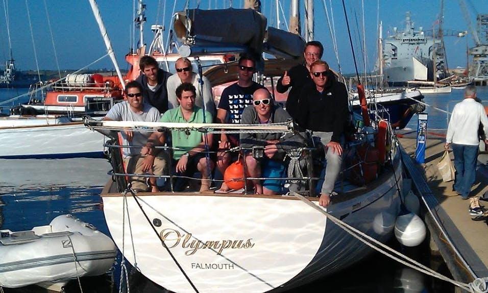 "Sailing Charter ""Olympus"" in United Kingdom"