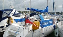 "Cruising Monohull Charter ""Tigger Too"" in United Kingdom"