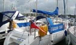 "Cruising Monohull Charter ""Tigger Too"" in United Kingdom"