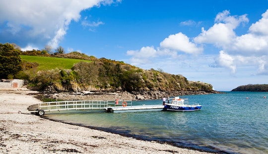 Ferry Boat Trips In Helford Passage