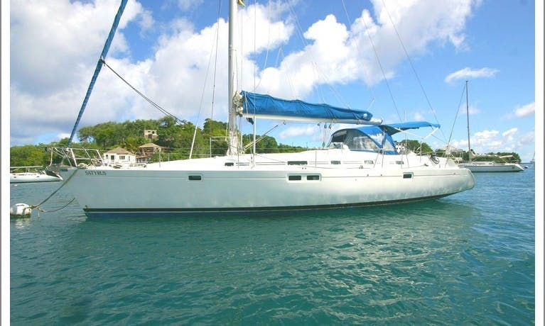 """Satyrus"" Beneteau 463 Sailing Charter in St. Vincent"