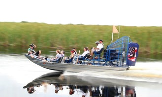 Private Airboat Ride In Florida Everglades