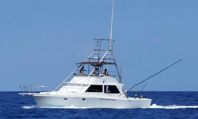 "46ft ""Big Eye"" Fishing Charter In Hatteras, North Carolina"
