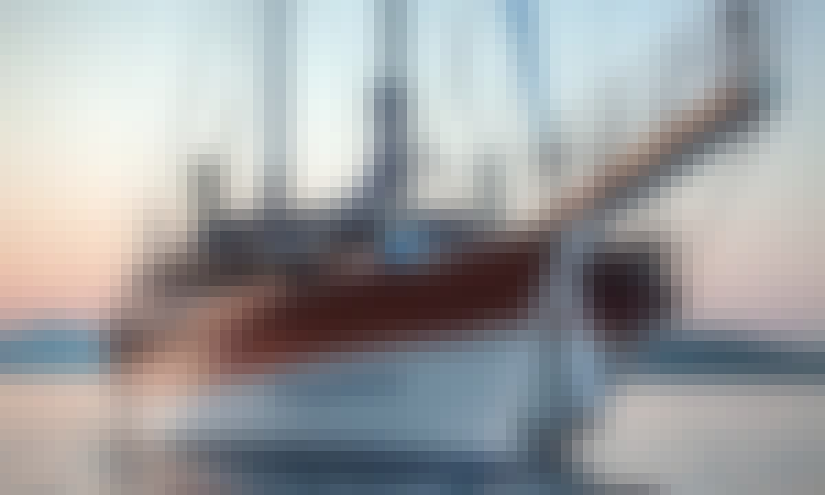 Charter 101' Angelica Gulet in Split