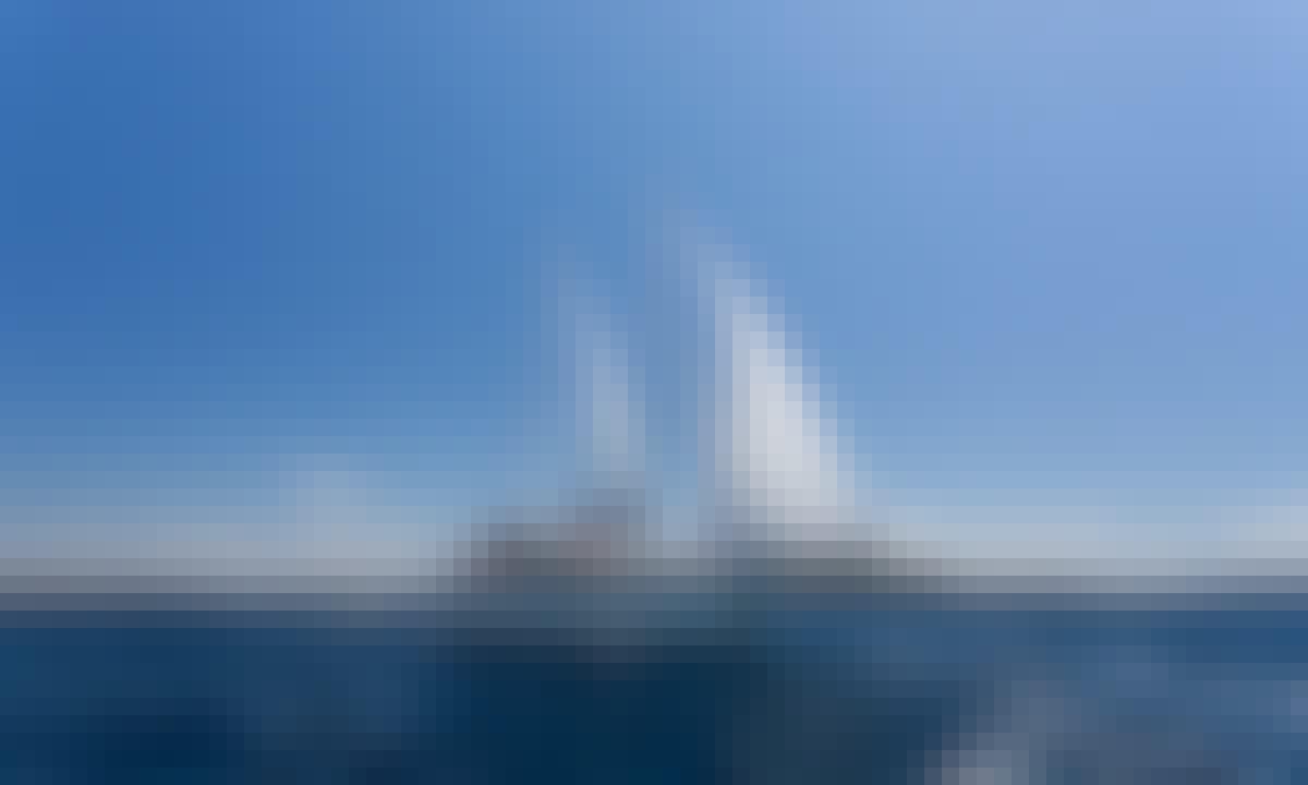 Charter Morning Star Gulet in Split