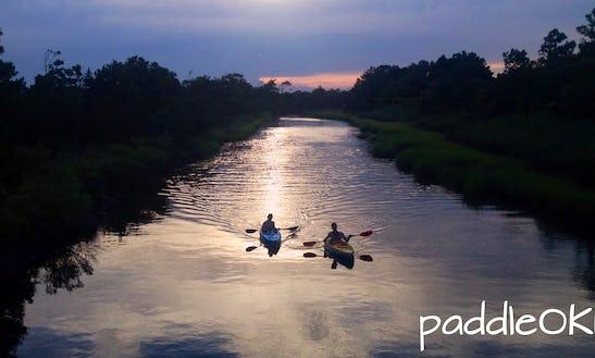 Kayak Rental In Oak Island