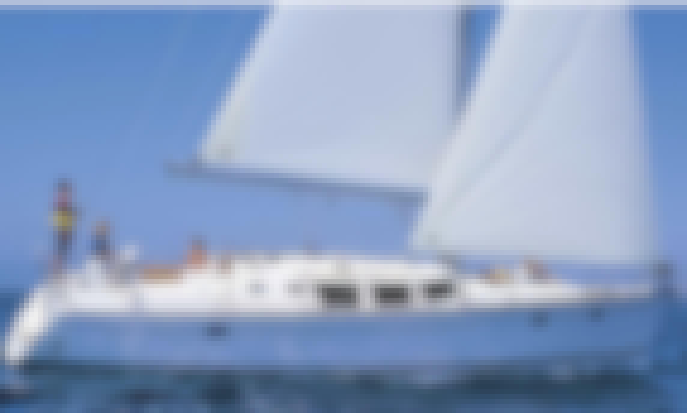 Charter a 43ft Sun Odyssey Luxury Yacht in Split, Croatia