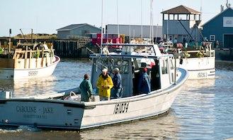 Fishing Charter in North Lake, Canada