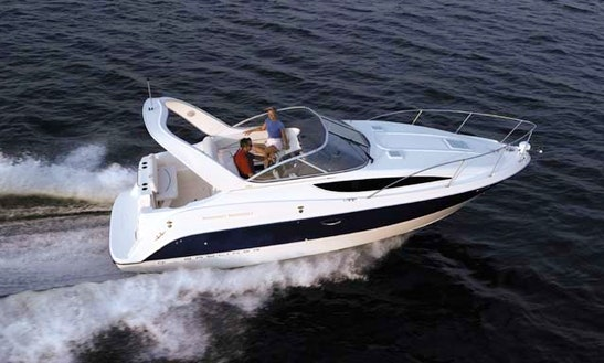 Bayliner 285 Motor Yacht Charter In Terherne