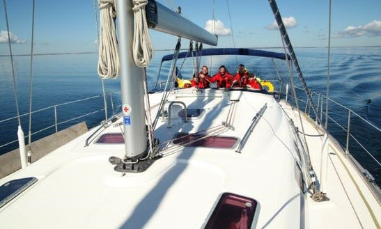 Charter A Bavaria 46 Cruiser Sailboat For 10 Perople In Stockholm, Sweden