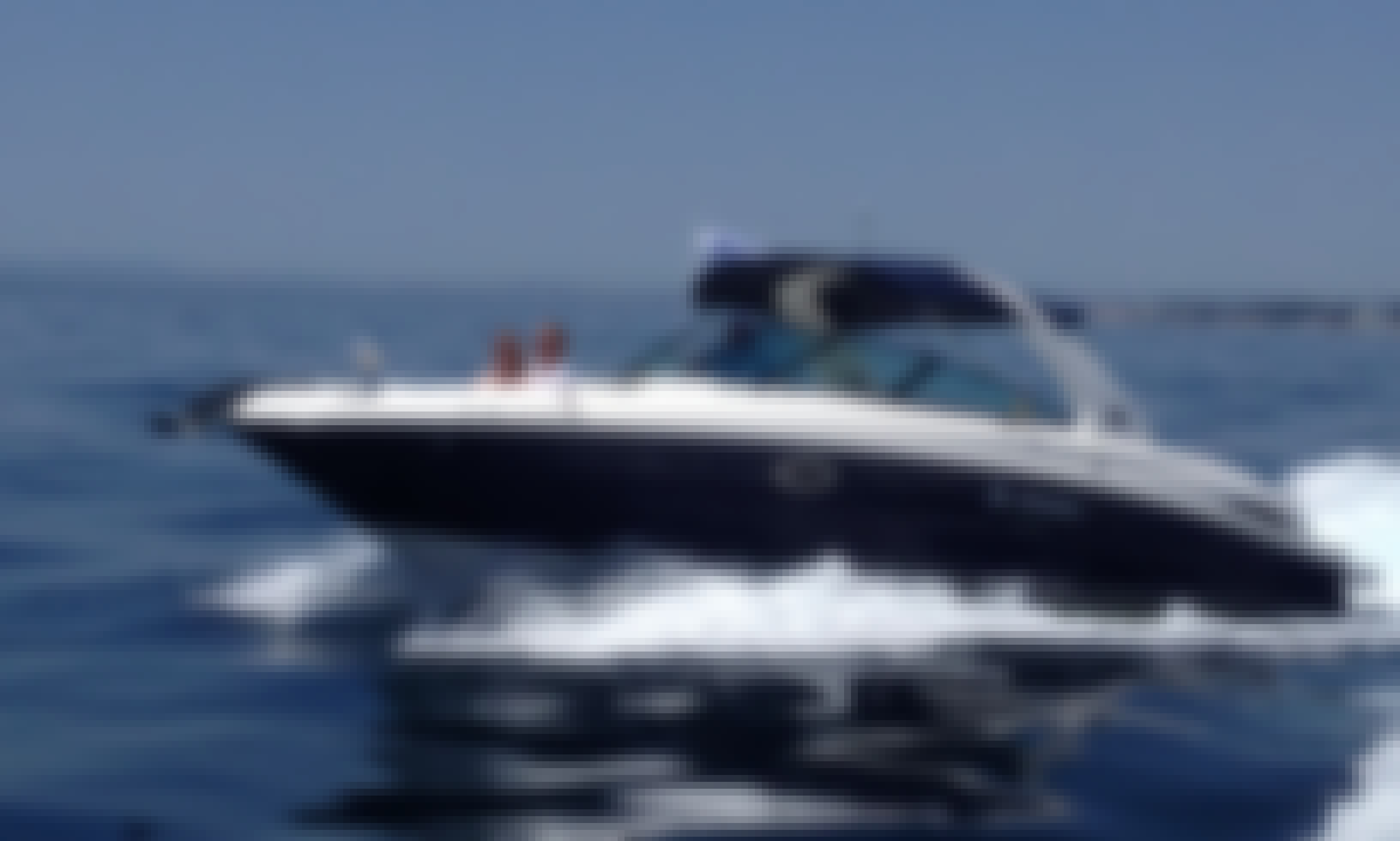 Sea Ray 295 SLX boat charter in marbella