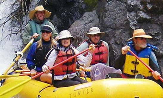 Rogue River Rafting Trips In Oregon