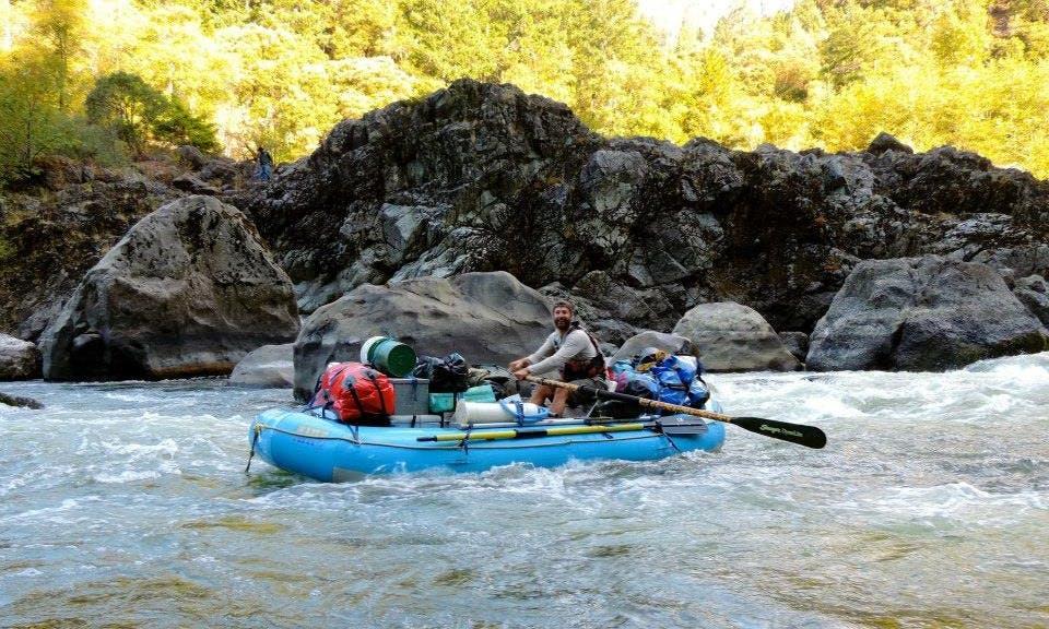 John Day River Rafting in Oregon