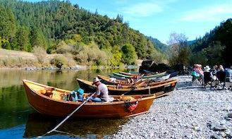 Steelhead & Salmon Fishing in Oregon