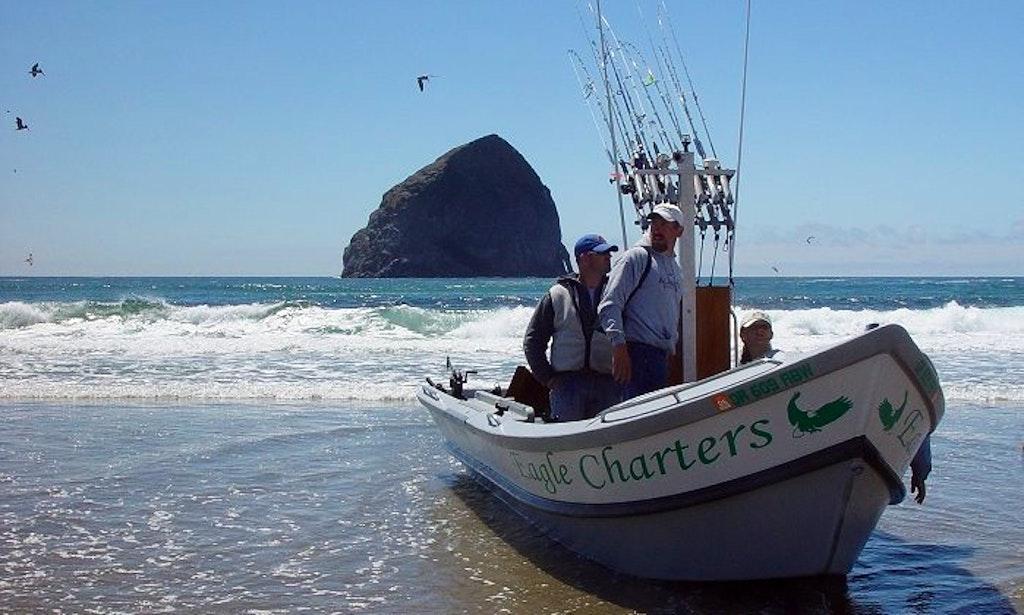 Fishing charters on oregon 39 s pacific city getmyboat for Fishing trips oregon