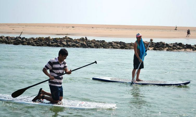 Paddleboard Rental in Mandrem, India