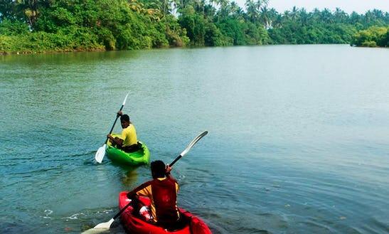 Kayak Rental In Mandrem, India
